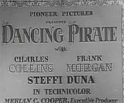 Dancing Pirate (1936)