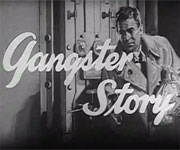 Gangster Story (1960)