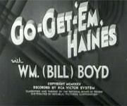 Go Get'em Haines (1936)