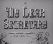 My Dear Secretary (1949)