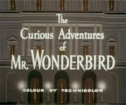 The Curious Adventures of Mr. Wonderbird (1952)